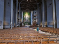 Cleaning Coventry Cathedral