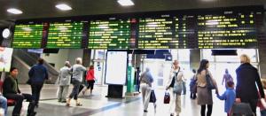 Transferring in Brussels