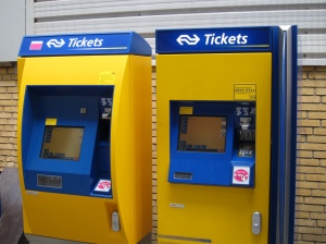 Ticket Machines that Won't Give Me Tickets
